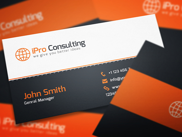 Printing Consulting-Business-Cards