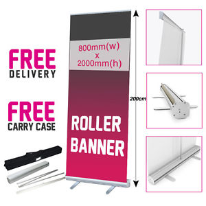 Printing Roll up banner