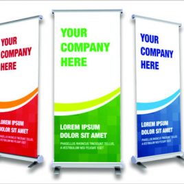 Roll up-Banners (Double – Sided)