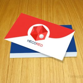 Classic Business Cards Single Sided